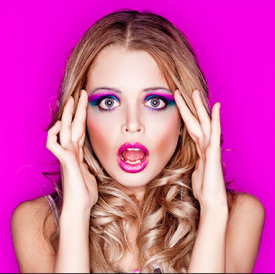 10 самых распространенных ошибок при нанесении макияжа