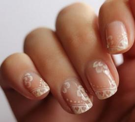 Идеальный маникюр на короткие ногти