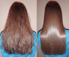 Инновация в сфере восстановления волос - лечение кератином