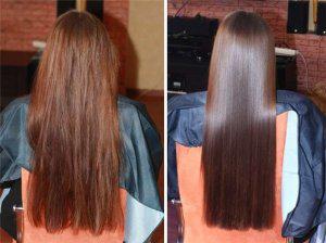 Купить кератиновое выпрямление волос в киеве