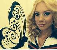 Оксана Науменко открыла студию красоты «Butterfly»!
